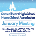 Home School Association Meeting Scheduled for January 15