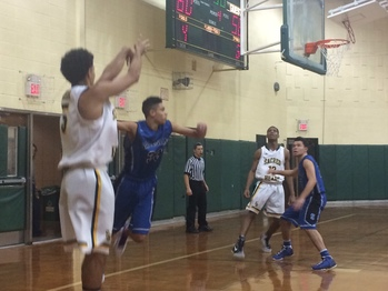 Rose, Smith, and Cooper Lead Irish over Salesian, 74-64