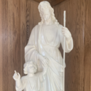 The Model of St. Joseph and His Great Silence