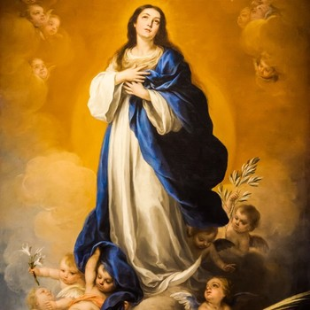 English Mass of the Immaculate Conception (Holy day of Obligation)