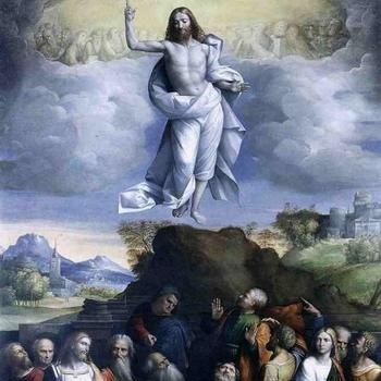 The Ascension of Our Lord Jesus / La Ascensión de Nuestro Señor Jesucristo