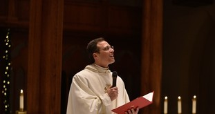 Msgr. Geno's Welcome