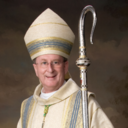 Bishop Noonan honors and blesses married couples in Mass for Marriage