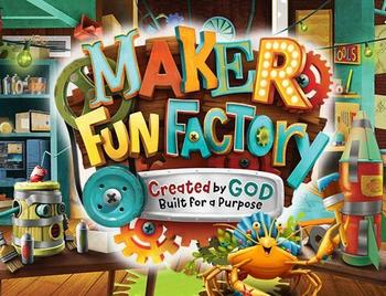 Vacation Bible School 2017 Registration