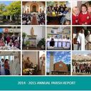 Parish Annual Report for Fiscal Year 2015