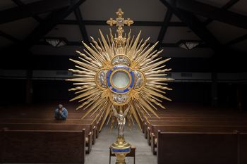 1st Friday Mass & Adoration