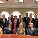 FCC's Mary Camp and Private School Accreditation Group Meet with US Ed. Secretary