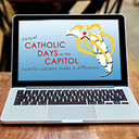 Save the Date: Virtual Catholic Days at the Capitol, February 2-3, 2021