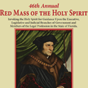 2021 Red Mass to be Celebrated Feb. 3