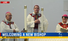 Bishop Parkes Installed as Bishop of Diocese of St. Petersburg