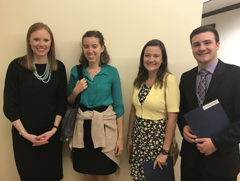 FCCB Hosts Campus Ministry Liaison Day at the Capitol