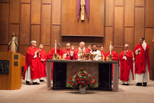 Red Mass Celebrated by Florida Bishops