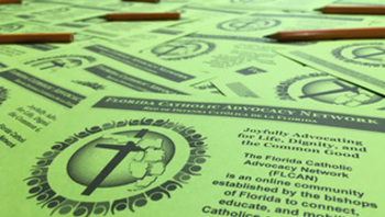 FLCAN Postcard Collections Underway in Florida Parishes