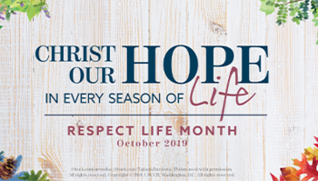 October is Respect Life Month; State Respect Life Conference Held in St. Augustine