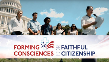 New Videos Inspire Catholics to Pray and Take Action in Political Life