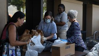 Catholic Charities Strives to Meet Increased Demand for Food