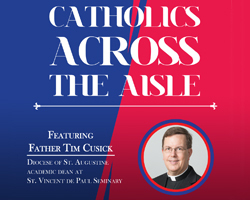 New Podcast Episode: Father Tim Cusick Discusses Gender Ideology