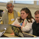 Diocesan teachers expand their technology skills