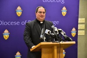 Bishop Michael Gerard Duca Named Sixth Bishop of Baton Rouge