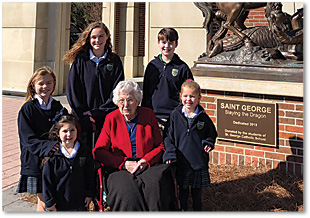 Legacy continues at St. George School