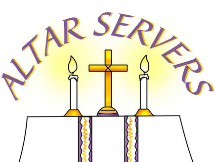 Click here to view the altar server training video!