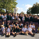 SJS Class of 2016 Visits National Shrine of Saint Elizabeth Ann Seton
