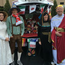 SJS Raises $1,000 for Catholic Charities at Annual Trunk or Treat Event