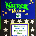 SJS Class of 2016 Presents,  <br />&quot;Shrek the Musical&quot;