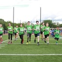 &quot;Saints on the Run&quot; at  <br />Spring Diocesan Track Meet