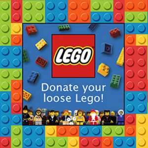 Lego Drive to Benefit Laurel Learning Center (April 25-29)