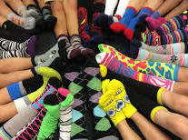 """Saints """"Rock the Socks"""" and Raise  <br />Over $1,000 for Children in Need"""