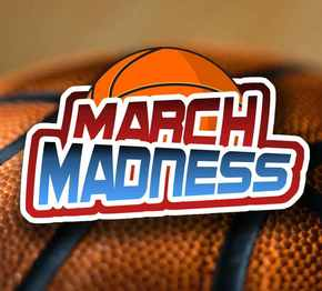 March Madness Basketball Tournament  <br />at SJS