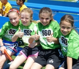SJS Proud to Host 2nd Annual  <br />Run with the Saints 5K / 1 Mile Fun Run