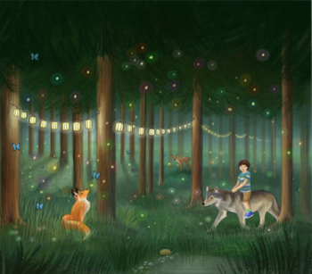 Book Fair - Enchanted Forest: Discover Your Story!
