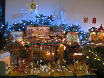Bethlehem Display