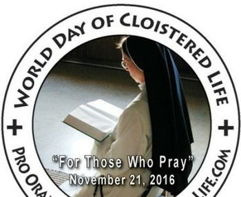 Special Day of Prayer <div>   Monday November 21 </div>