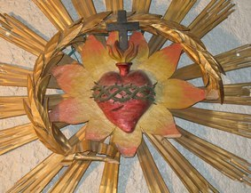 Join us for the Sacred Heart Triduum!