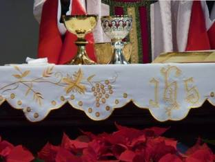 Christmas Schedule at the Monastery
