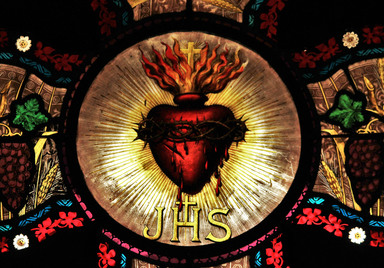Join us for the Feast of the Sacred Heart!