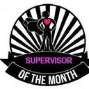 Supervisor of the Month