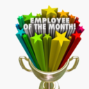 Congrats to Janet Hall - Employee of the Month