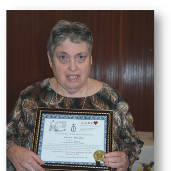 CARE Person of the Month