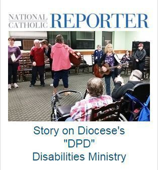 DPD is featured in the National Catholic Reporter