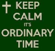 ✝ FIRST WEEK IN ORDINARY TIME✝