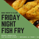 Fish Fry This Friday!