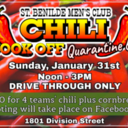Chili Cookoff Quarantine Edition