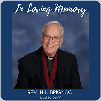 In Loving Memory of Father H.L.