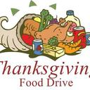 FOOD DRIVE FOR THANKSGIVING AND CHRISTMAS