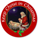 """""""KEEP CHRIST IN CHRISTMAS"""" POSTER CONTEST"""