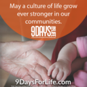 9 Days for Life: Day One